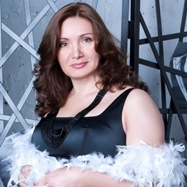 Amazing mail order bride Oksana, 47 yrs.old from Kiev, Ukraine