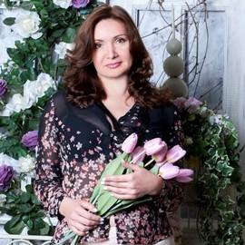 Hot mail order bride Oksana, 47 yrs.old from Kiev, Ukraine