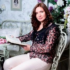 Single mail order bride Oksana, 47 yrs.old from Kiev, Ukraine