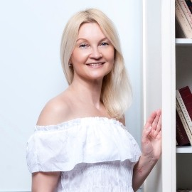 Amazing mail order bride Marina, 51 yrs.old from Kiev, Ukraine
