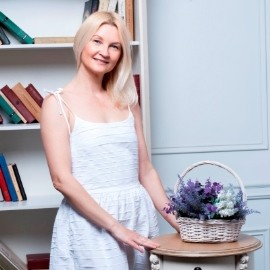 Amazing bride Marina, 51 yrs.old from Kiev, Ukraine