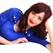 Gorgeous bride Alena, 28 yrs.old from Sumy, Ukraine