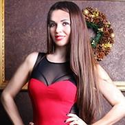 Pretty girlfriend Irina, 29 yrs.old from Odessa, Ukraine