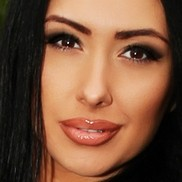 Charming wife Ksenija, 26 yrs.old from Kharkov, Ukraine