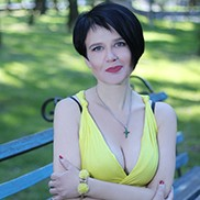 Single lady Elena, 46 yrs.old from Berdyansk, Ukraine