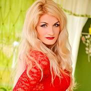 Beautiful girlfriend Liliya, 39 yrs.old from Poltava, Ukraine