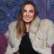 Single miss Irina, 21 yrs.old from Kiev, Ukraine