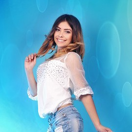 Single bride Marina, 21 yrs.old from Kharkov, Ukraine