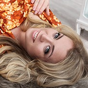 Charming bride Nadia, 28 yrs.old from Pskov, Russia