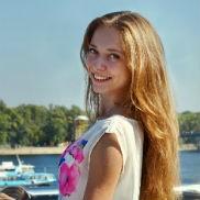 Pretty girl Anna, 20 yrs.old from Kiev, Ukraine