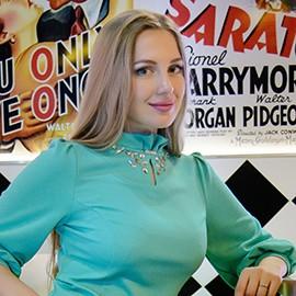 Charming bride Lyudmila, 21 yrs.old from Zhytomyr, Ukraine