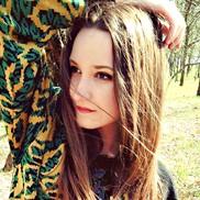Nice girlfriend Yekaterina, 20 yrs.old from Sumy, Ukraine