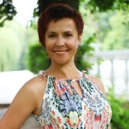 Charming mail order bride Valentina, 49 yrs.old from Khmelnytskyi, Ukraine