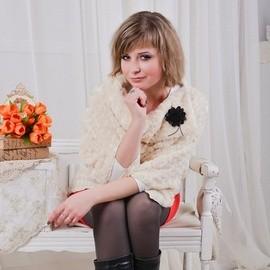Amazing bride Oksana, 25 yrs.old from Zhytomyr, Ukraine