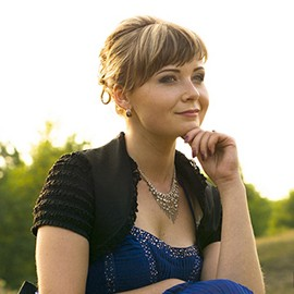 Hot bride Oksana, 26 yrs.old from Zhytomyr, Ukraine