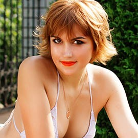 Nice lady Kristina, 23 yrs.old from Sumy, Ukraine