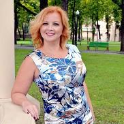 Charming miss Tatyana, 42 yrs.old from Chernivtsi, Ukraine