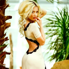 Amazing wife Victoriya, 27 yrs.old from Donetsk, Ukraine