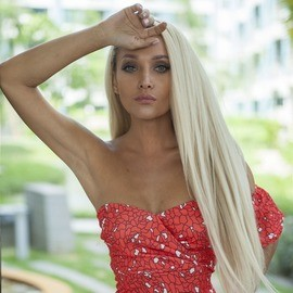 Pretty wife Ekaterina, 37 yrs.old from Sevastopol, Russia