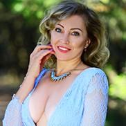 Beautiful bride Olga, 52 yrs.old from Berdyansk, Ukraine
