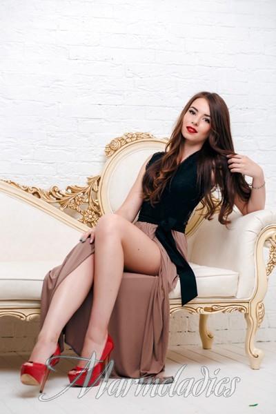 Hot Russian Bride Ludmila From 56