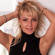 Nice mail order bride Elena, 40 yrs.old from Brovary, Ukraine