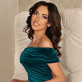 Gorgeous bride Aliona, 30 yrs.old from Irpen, Ukraine