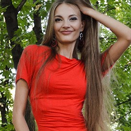 Gorgeous bride Anna, 35 yrs.old from Lugansk, Ukraine