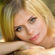 Nice bride Svetlana, 39 yrs.old from Poltava, Ukraine