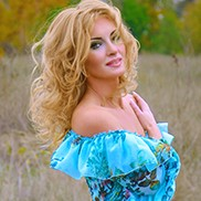 Pretty girl Karina, 44 yrs.old from Odessa, Ukraine