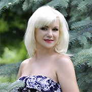 Beautiful girlfriend Anna, 32 yrs.old from Poltava, Ukraine