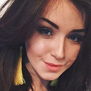 Charming girlfriend Alina, 23 yrs.old from Pskov, Russia
