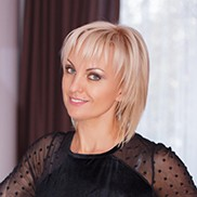Beautiful pen pal Alla, 47 yrs.old from Zhytomyr, Ukraine