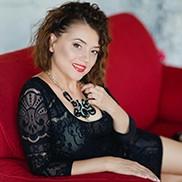 Nice wife Kristina, 40 yrs.old from Zaporozhye, Ukraine