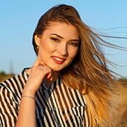 Charming wife Anastasia, 18 yrs.old from Zaporozhye, Ukraine