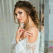 Charming wife Anastasia, 22 yrs.old from Zaporozhye, Ukraine