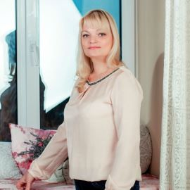 Amazing lady Svetlana, 46 yrs.old from Kiev, Ukraine