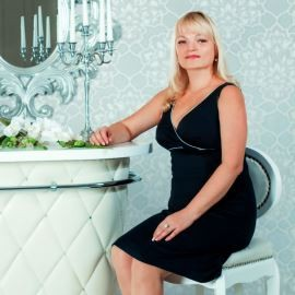 Charming girl Svetlana, 46 yrs.old from Kiev, Ukraine