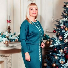 Gorgeous lady Svetlana, 46 yrs.old from Kiev, Ukraine
