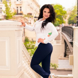Single girlfriend Julia, 40 yrs.old from Odessa, Ukraine