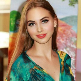 Charming wife Elizabeth, 24 yrs.old from Kiev, Ukraine