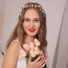 Single pen pal Kristina, 23 yrs.old from Vinnitsa, Ukraine