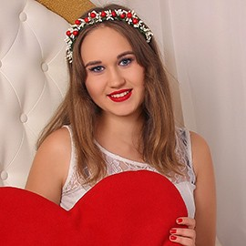 Nice pen pal Kristina, 23 yrs.old from Vinnitsa, Ukraine