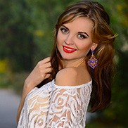 Charming mail order bride Lyudmila, 22 yrs.old from Berdyansk, Ukraine