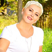 Gorgeous girlfriend Svetlana, 43 yrs.old from Berdyansk, Ukraine