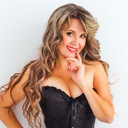 Gorgeous bride Lyudmila, 35 yrs.old from Nikolaev, Ukraine