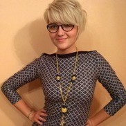 Pretty mail order bride Anastasia, 24 yrs.old from Rostov-on-Don, Russia