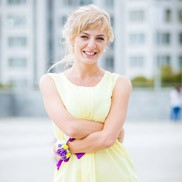 Pretty bride Alina, 26 yrs.old from Kharkov, Ukraine