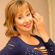 Nice wife Elena, 49 yrs.old from Berdyansk, Ukraine