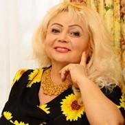 Pretty wife Nadezhda, 56 yrs.old from Berdyansk, Ukraine